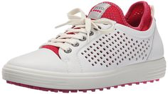 ECCO Women's Summer Hybrid Golf Shoe *** Hurry! Check out this great product : Athletic sneaker shoes