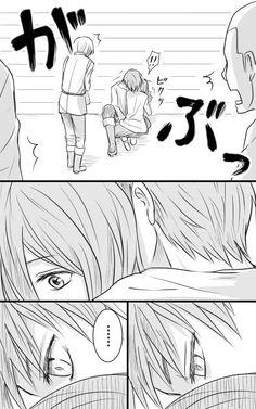 pixiv(ピクシブ)は、作品の投稿・閲覧が楽しめる「イラストコミュニケーションサービス」です。幅広いジャンルの作品が投稿され、ユーザー発の企画やメーカー公認のコンテストが開催されています。 Attack On Titan Comic, Attack On Titan Ships, Manga Cute, Cute Anime Guys, Mikasa X Eren, Otaku, Rivamika, Eremika, Anime Ships