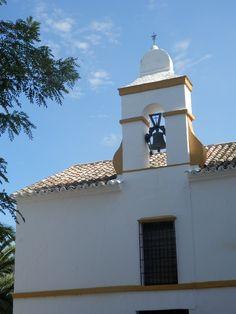 Espadaña de la sacristía de la ermita de Nuestra Señora del Campo