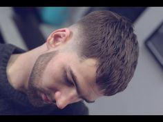 Как за 10 минут научиться делать плавный переход в мужской стрижке/Low fade - YouTube