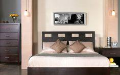 Lovely lighting solution  Find more inspiration: www.lightingstores.eu #lightingstores, interior design, #masterbedroom, Lighting Ideas, #Decoration, Luxury Master Bedroom Ideas