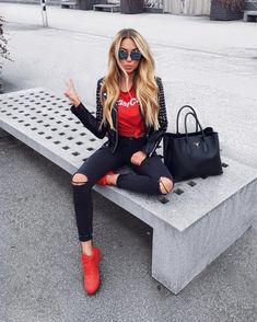 Pin by Tatiana on Moda in 2019 Look Fashion, Winter Fashion, Fashion Outfits, Womens Fashion, Fashion Heels, Fashion Clothes, Fall Winter Outfits, Summer Outfits, Summer Shorts