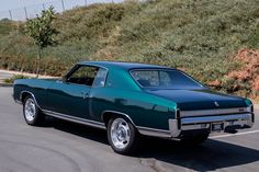Specialty Sales Classics offers a Chevrolet to buy. Read more about our classic cars for sale Chevrolet Monte Carlo, Car Chevrolet, Classic Hot Rod, Classic Cars, Cool Trucks, Cool Cars, Cool Car Pictures, New Chevy, Chevy Muscle Cars