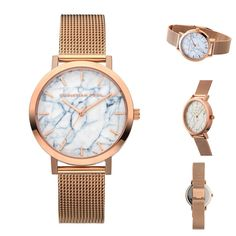 Whitehaven Marble Mesh watch in rose gold by @christianpaulsydney #timeless #traditional #contemporary #unique #simplicity #elegant #sophisticated