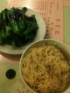 Mak's Noodles (Chung Kee) 麥奀記(忠記)  Best wonton noodles of HK. Former Michelin*.