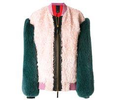 27 меховых курток, чтобы встретить первый снег красиво и красивыми
