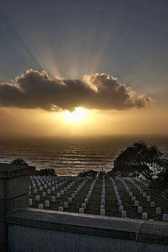 Fine Art - Cabrillo National Cemetery