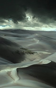Desert & Bad Weather