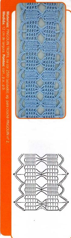 257 besten Häkelmuster / crochet pattern / le motiv de crochet ...