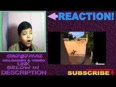 Son Gets SPARTA Kicked Off The Half Pipe By His Own Dad! REACTION!