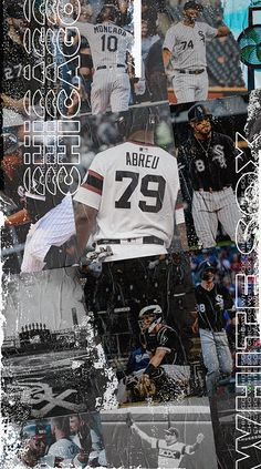 2019 Chicago White Sox Social & Web on Behance Chicago White Sox, Boston Red Sox, White Sox Baseball, Social Web, Buster Posey, Yadier Molina, Derek Jeter, Oakland Athletics, Milwaukee Brewers