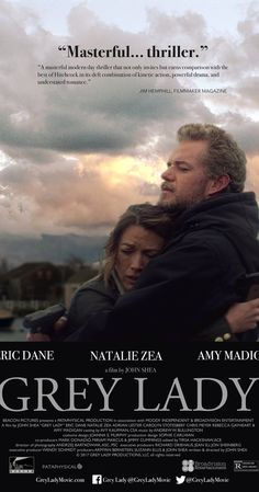 Grey Lady Directed by John Shea. With Eric Dane, Natalie Zea, Amy Madigan, Adrian Lester. A Boston police officer goes to Nantucket to investigate the murder of his partner, but he finds more than he bargained for. Prime Movies, Hd Movies, Movies Online, Movie Tv, Movies Free, Indie Movies, Eric Dane, Netflix Movies To Watch, Good Movies To Watch