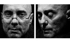 Photographer Walter Schels captures portraits of terminally ill people shortly before and shortly after death.
