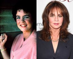 Grease Cast Then and Now | Stockard Channing then and Now played Rizzo