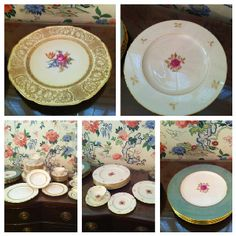 Vintage Lenox! In our estate sale