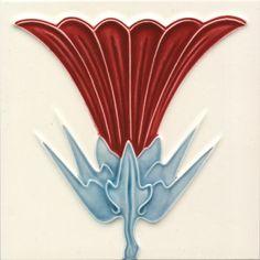 Art Nouveau Tile, Golem Kunst- und Baukeramik: