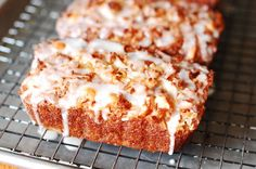 Hawaiian Banana Bread.  Simple recipe that looks fabulous!