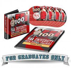 NAA University 100 Graduate Ed