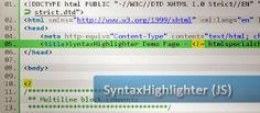 Males Code: Manipulasi Syntax Highlighter Pada Tag Pre