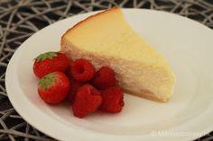 Een heerlijke klassieke cheesecake naar recept van Donna Hay