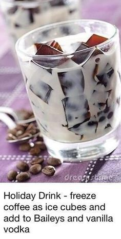 Holiday Drink with Baileys - #Alcohol, #Baileys, #Holiday More