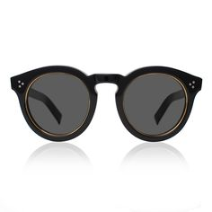 48070e649b Leonard II Ring Matte Black with Silver Mirrored Lenses