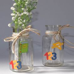 Set of 2 Vases School Beginning Vases, Hydrangea Care, Quotes Deep Feelings, Good Environment, Valentines Day Decorations, First Day Of School, Life Skills, Helpful Hints, Glass Vase