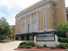 Carolina Theater, Durham, North Carolina