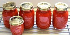 Large Batch PRESSURE COOKER Italian Tomato Sauce
