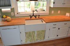 - A Farmhouse Reborn Kitchen Flooring, Countertops, Remodel, Kitchen Remodel, Farmhouse, Home Decor, Old Houses, Kitchen, Flooring