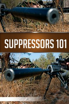 Suppressors : How Do Suppressors Work? | Silencer Tech and Application by Gun Carrier http://guncarrier.com/suppressors-how-do-suppressors-work/