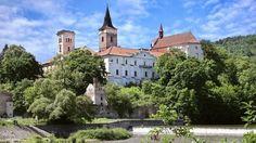 Sázava klášter (18 pieces)