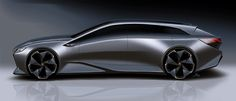 Peugeot Shootingbrake on Behance