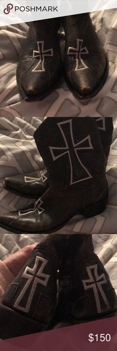 Old gringo boots size 10 Size 10 Womans boots Old Gringo Shoes Heeled Boots