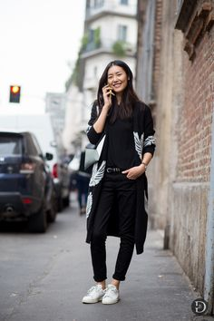Super Cool Street Style!