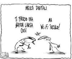 insulti digitali