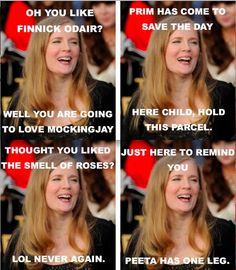 as amazing as suzanne collins is, i will never forgive her for killing my favorite characters