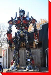 Optimus Prime - Port Hope, Ontario