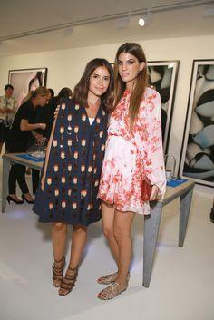 Bianca Brandolini and Mira Duma