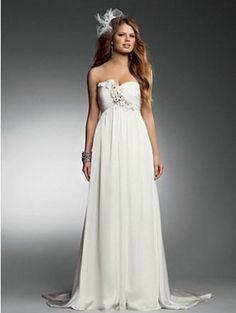 Свадебное платье монашка