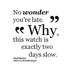 alice in wonderland quotes   Photobucket Alice in Wonderland quote. - Avenue7 - Express your ...