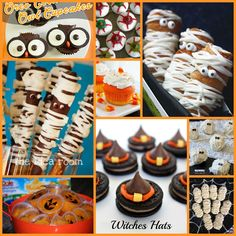 Sew Crafty Angel: Easy-to-make with the kids Halloween Treats Collec...