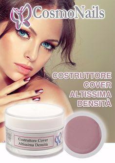 Cosmonails  Costruttore  Cover altissima densità  Cosmonails la differenza!!!!!!!!!!!! #umghieebellezza  #lovenails #lesnouvellesesthetiques