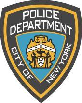City of New York Police Dept. Nypd Blue, Logos Retro, Jake Peralta, New York Police, Police Patches, Brooklyn Nine Nine, Police Cars, Police Badges, Ford Police