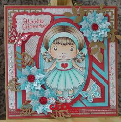 Cards created by Marianne: juni 2015