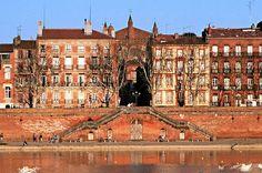 Toulouse - quai de Garonne