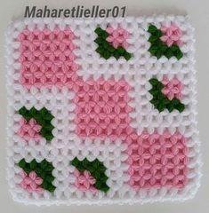 Takım lif parti Sipariş ve bilgi için lütfen dm #takimlif #pembeseverler #çeyiz #sabunluk #siparisalinir Crochet Home, Love Crochet, Crochet Motif, Crochet Flowers, Crochet Stitches, Baby Knitting Patterns, Loom Knitting, Crochet Patterns, Crochet Blocks