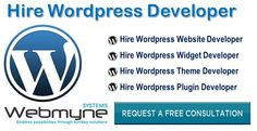 WebmyneSystems provides advanced wordpress website development Services by our skilled developers. Hire a wordpress developer at affordable price.
