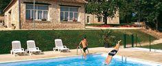 """Village liberté VVF """" La Bussière """" dans la Vienne http://bougerenfamille.com/vos-meilleures-vacances-a-la-campagne/"""