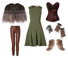 Designer Clothes, Shoes & Bags for Women Vikings Costume Diy, Viking Halloween Costume, Vikings Halloween, Lagertha Costume, Halloween 2018, Halloween Ideas, Halloween Party, Viking Warrior, Viking Woman